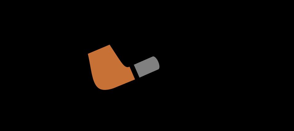 brandy shaped e-pipe