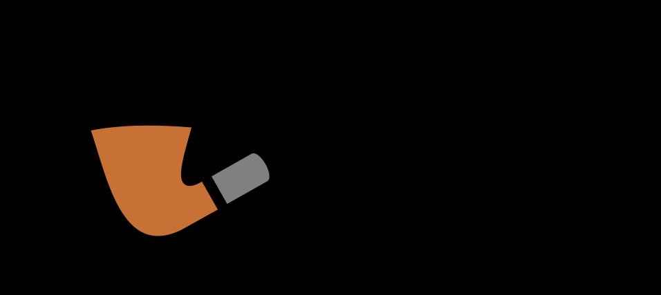 Churchwarden styled pipe mod